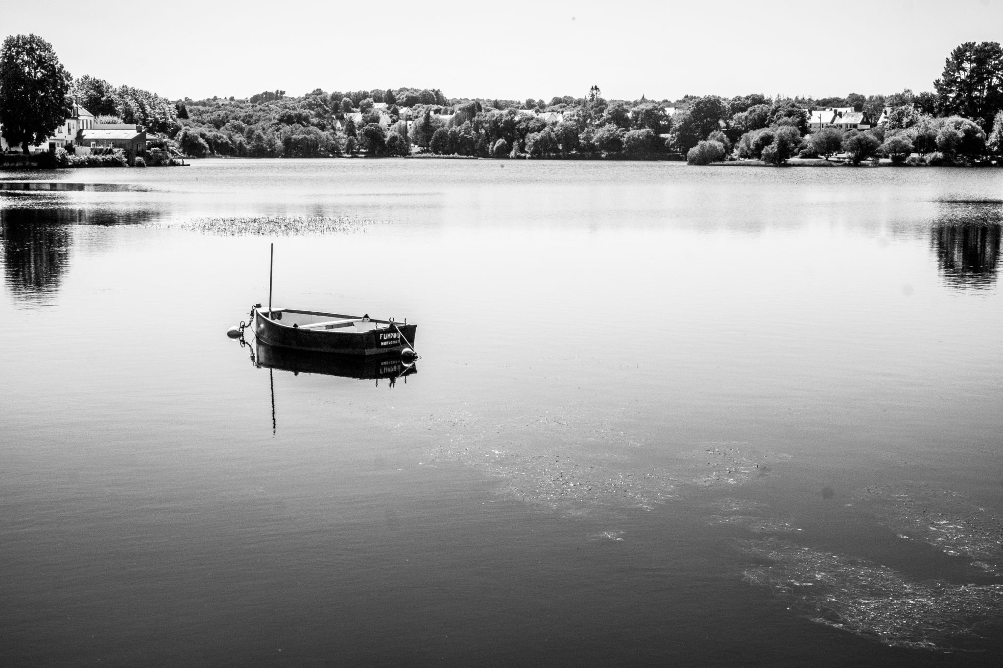 Calm in the Lake